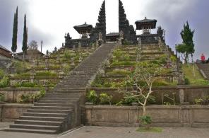 Elk dorp op Bali heeft zijn eigen tempel.
