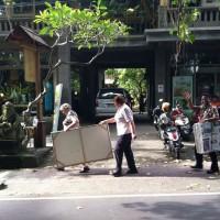Kunst kopen op Bali.