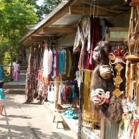 Bezoek één van de vele leuke markten op Bali.