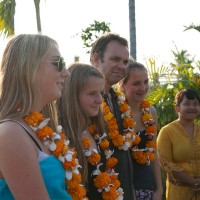 Op Bali wordt je vriendelijk ontvangen.