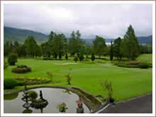 Er zijn vele mogelijkheden om te golfen op Bali.
