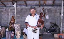 Cultuur op het eiland Bali.
