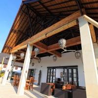 Op het terras van het vakantiehuis Bima Sena kunt u heerlijk loungen.