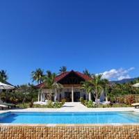 Vakantie villa Bima Sena met zwembad op Bali.